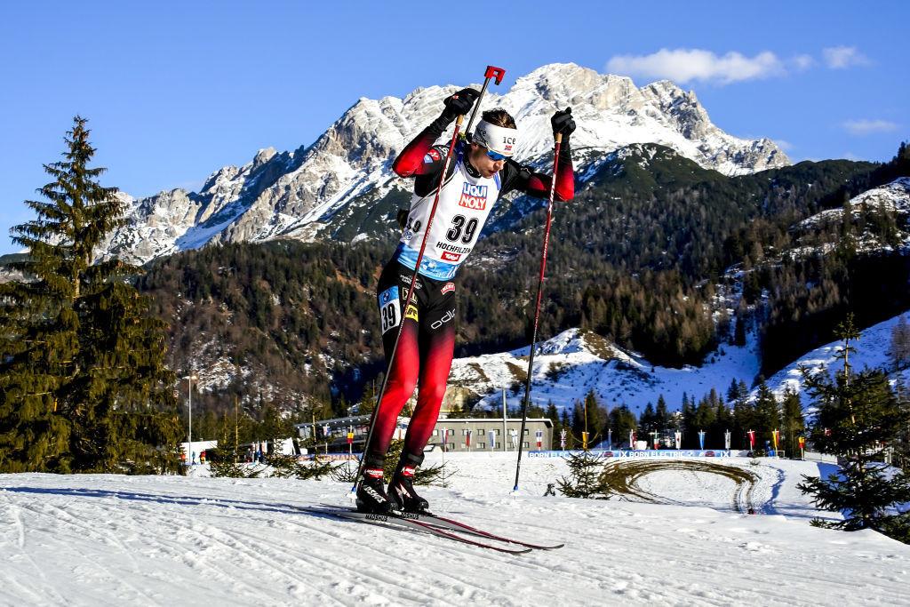 Lægreid leads Norwegian sprint sweep as Bø extends overall Biathlon World Cup lead
