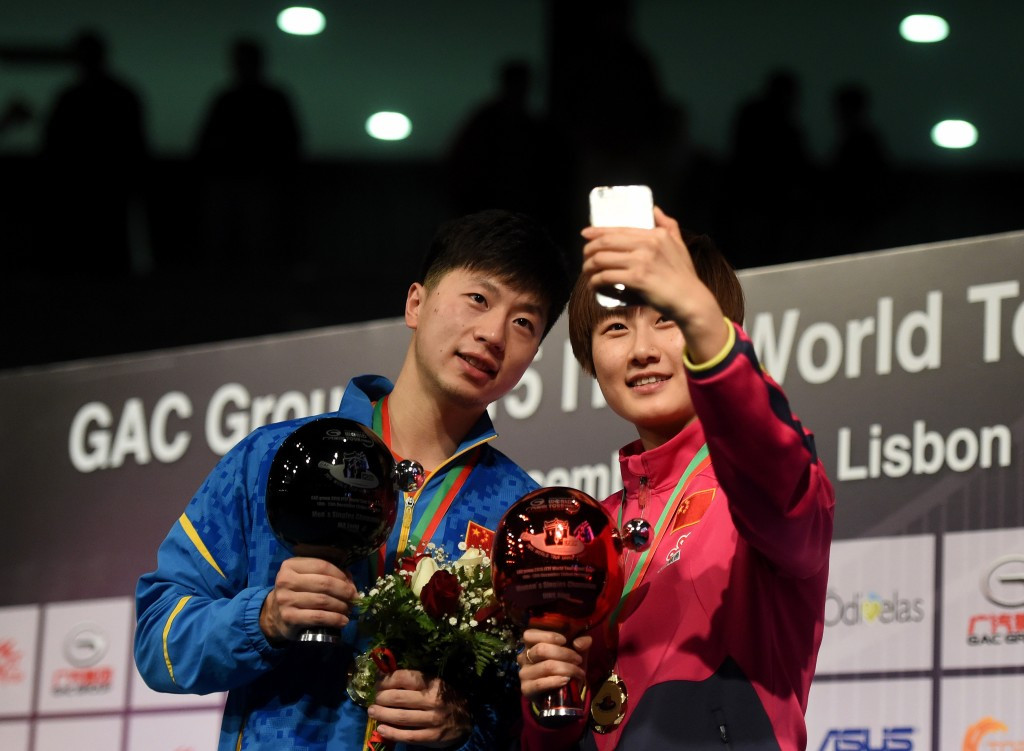 ITTF sign deal with trophy supplier for World Tour Grand Finals