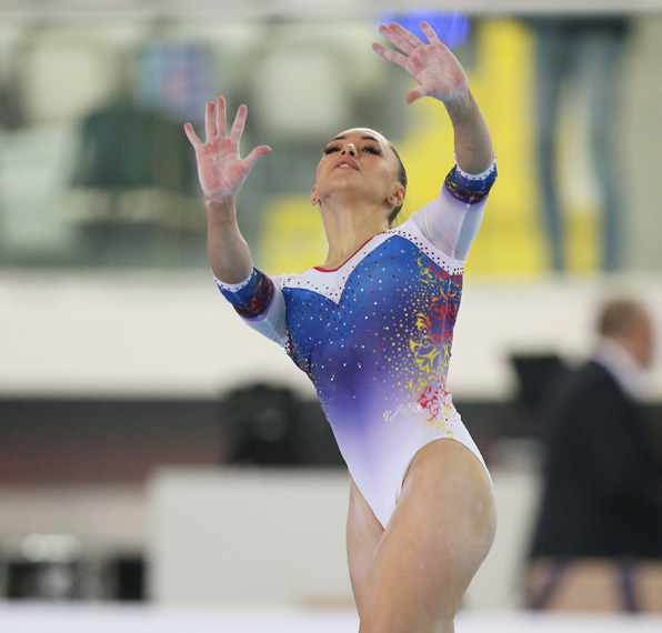 Iordache impresses in qualification at European Women's Artistic Gymnastics Championships