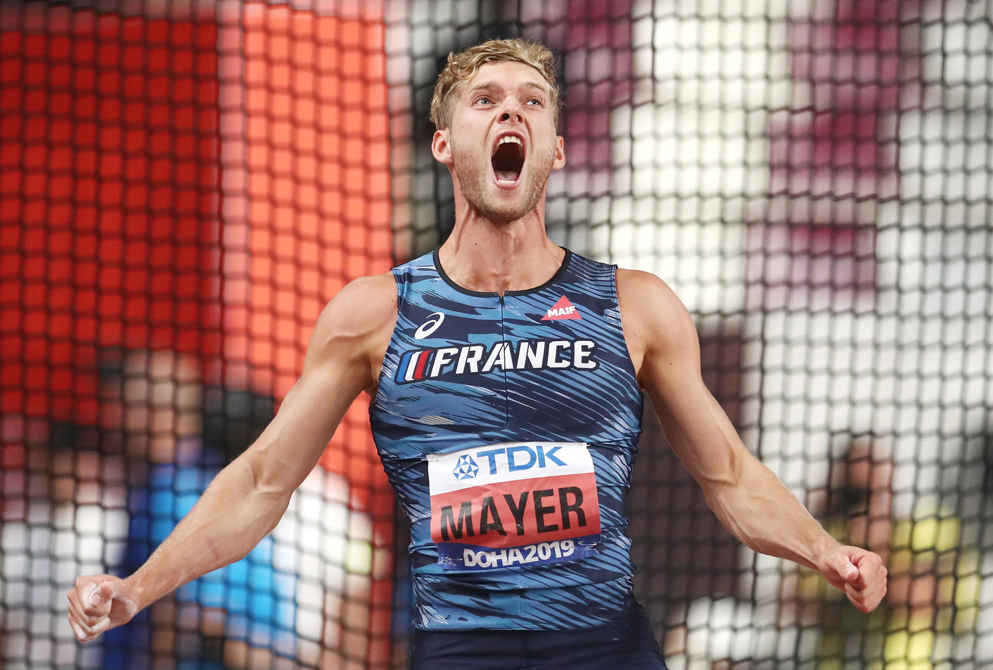 Mayer among combined athletes eyeing Tokyo 2020 qualification mark in Réunion