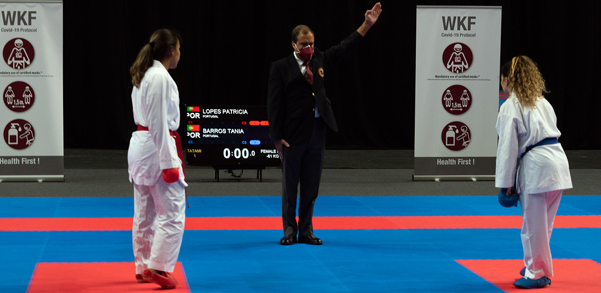 WKF says it is ready to host international competition after success of COVID-19 test event