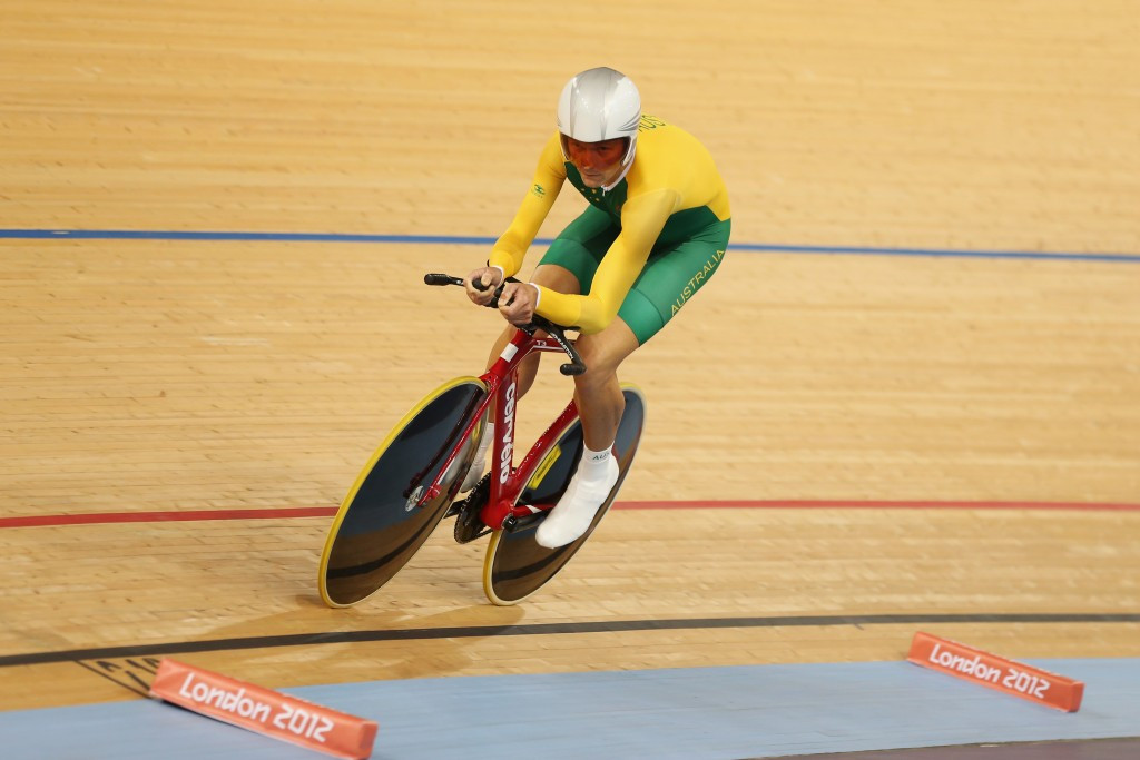 Paralympic champions head up Australian team for Track World Championships