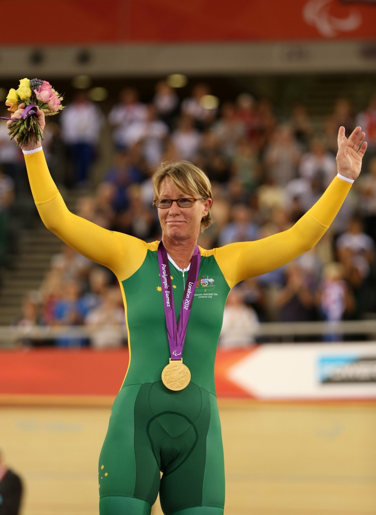 Susan Powell has also been included in Australia's line-up
