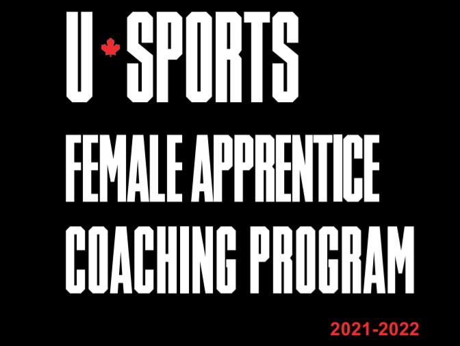 The U SPORTS Female Apprentice Coach Program is back for another season  ©U SPORTS