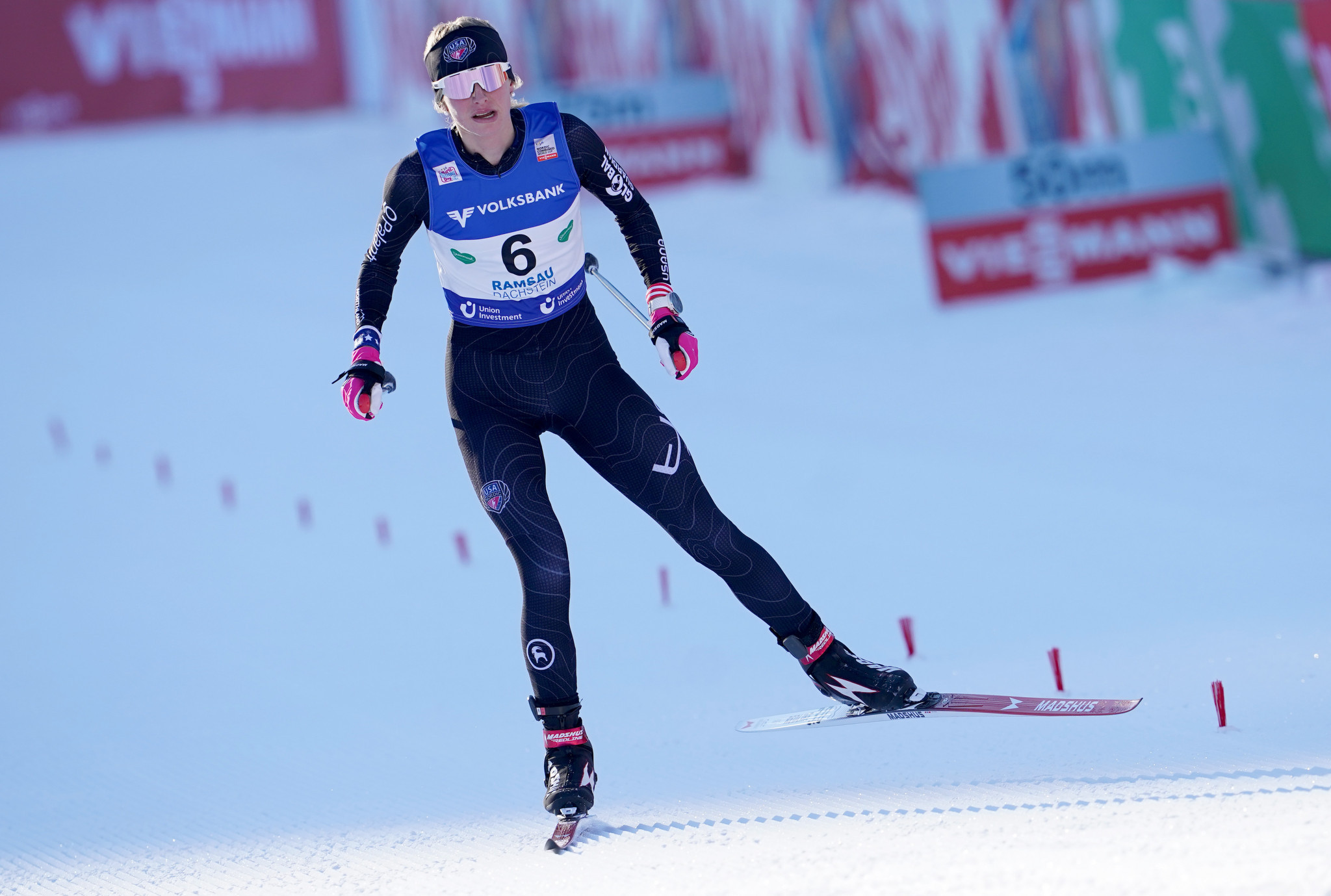 Geraghty-Moats wins inaugural FIS Women's Nordic Combined World Cup event
