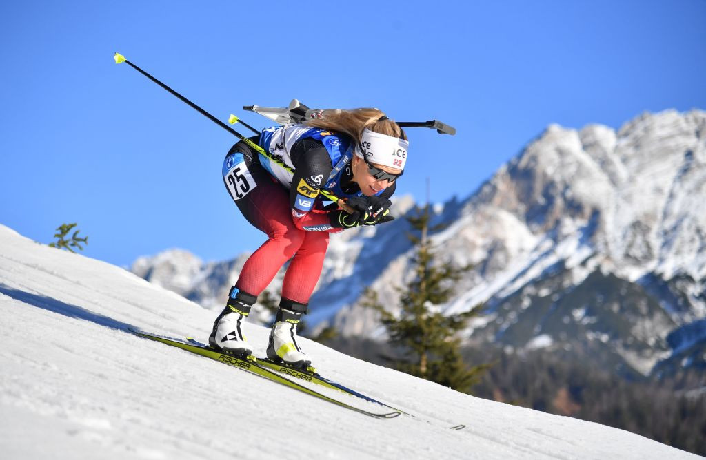 Eckhoff claims sprint victory as Norway earn second straight sweep at IBU World Cup