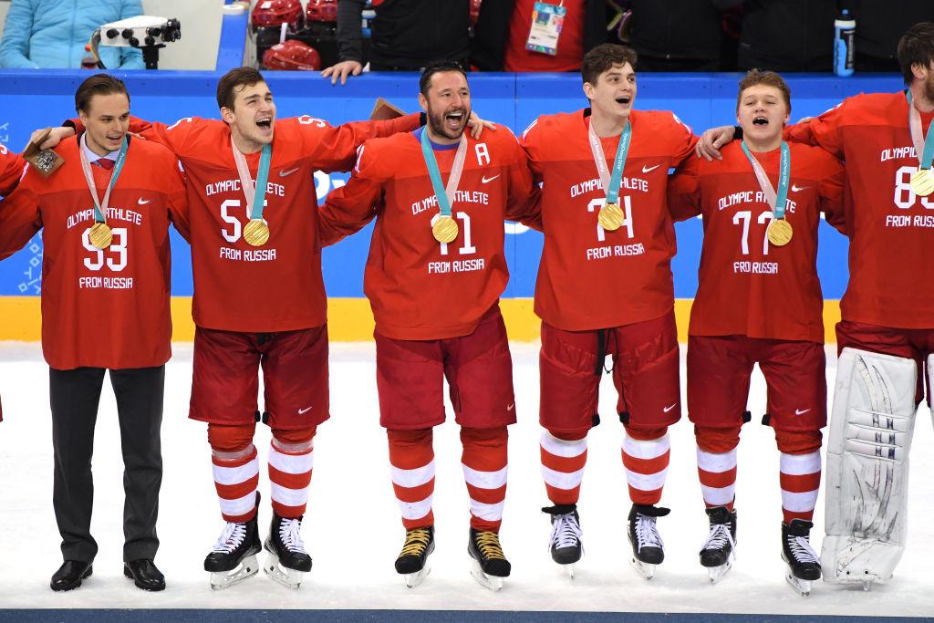 Российские спортсмены в Пхенчхане-2018 выступили как