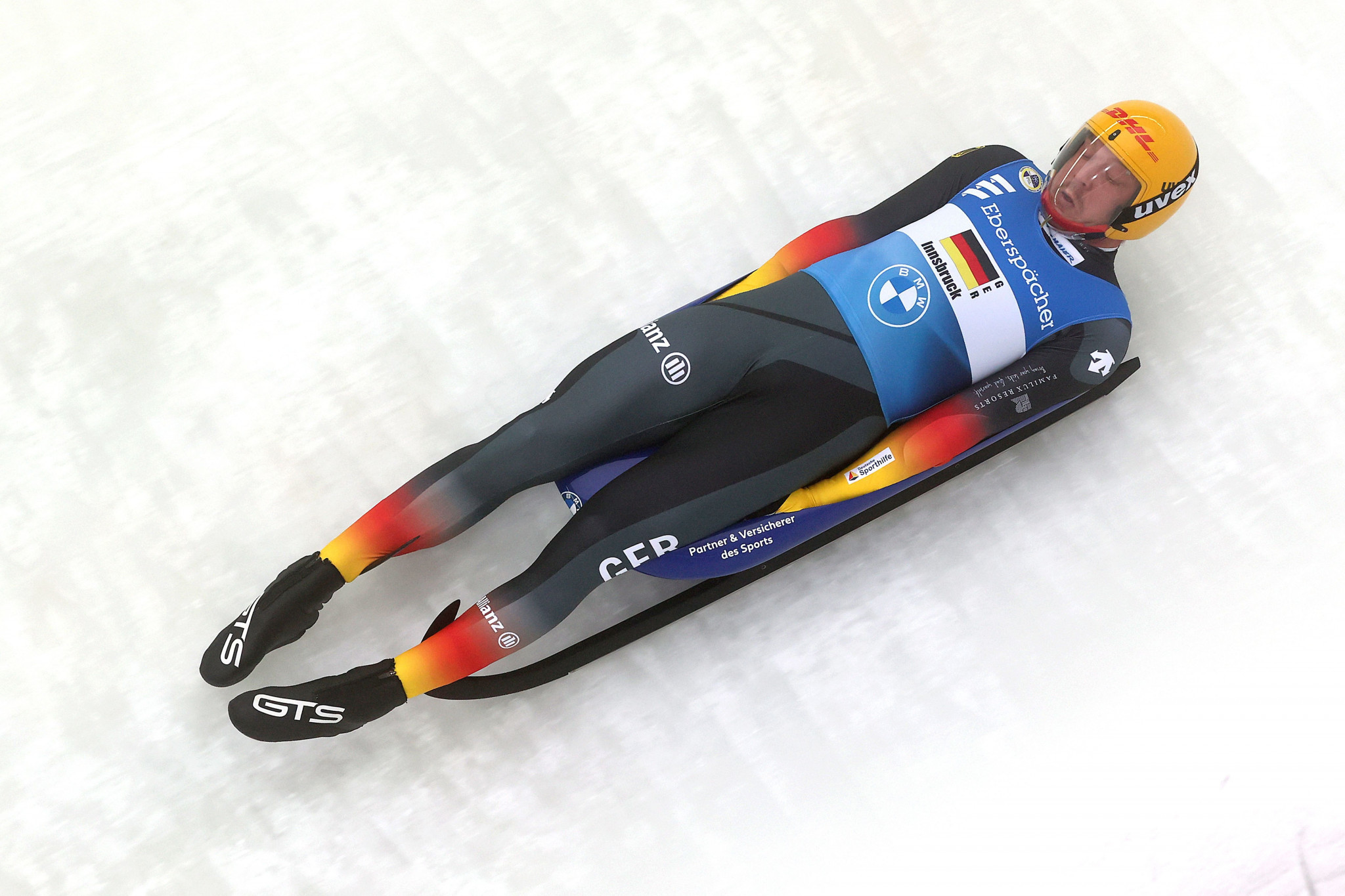 Loch aims to maintain 100 per cent winning streak at Luge World Cup in Winterberg