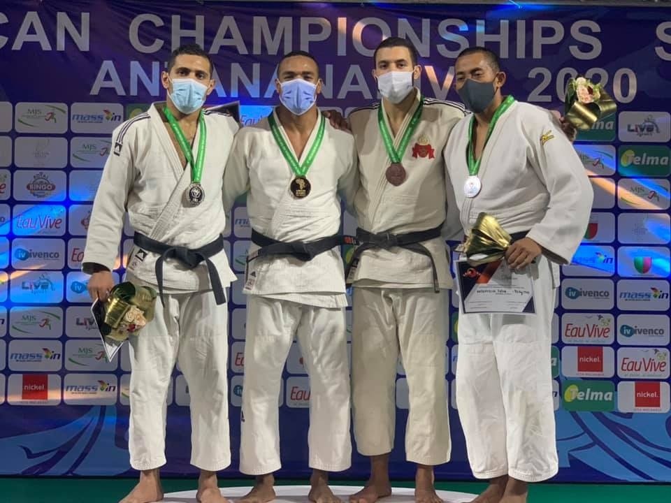 Mohamed overcomes defending champion Abdelaal at African Judo Championships