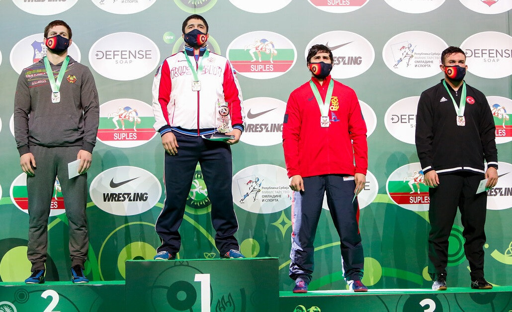 Russia close UWW Individual Championships in style with four more golds on final day