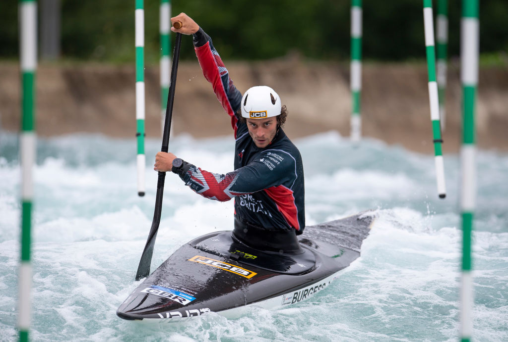 Canoe slalom is set to make its European Games debut in 2023 ©Getty Images
