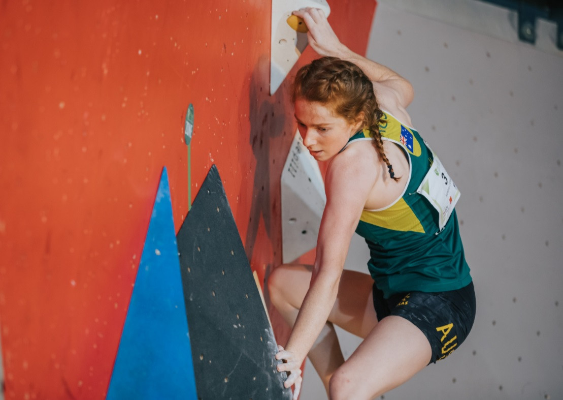 The event is open to 10 athletes from Australia and New Zealand ©IFSC
