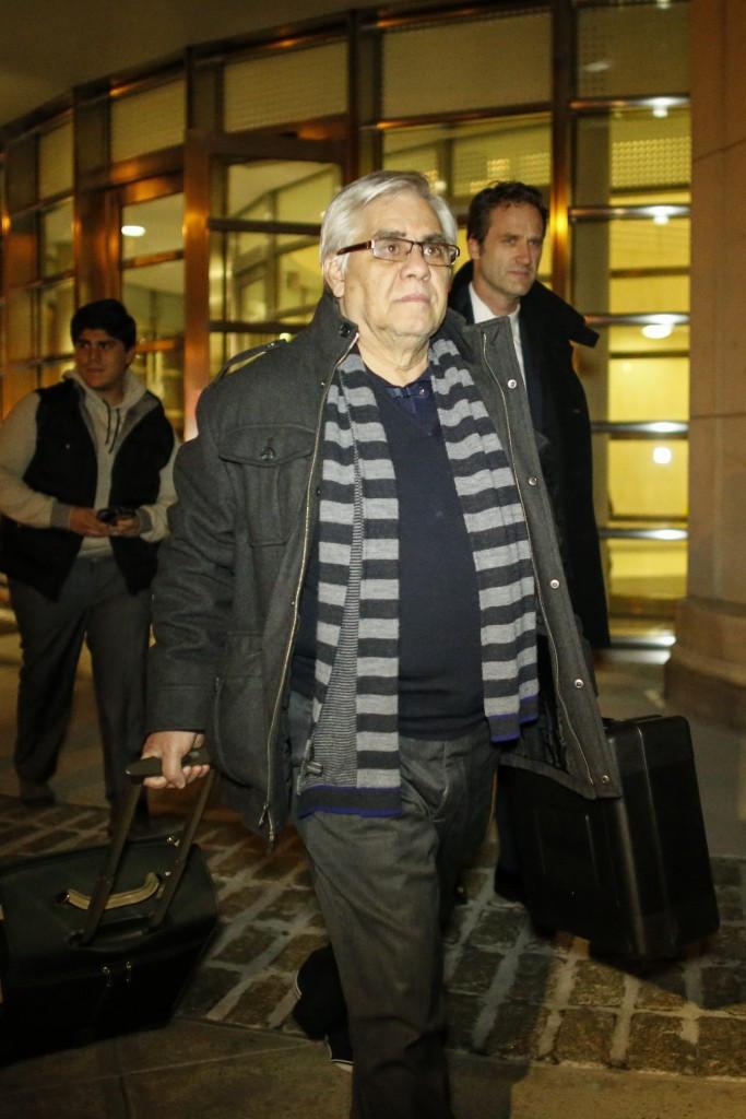 Jimenez is accused along with former GFF Secretary General Héctor Trujillo