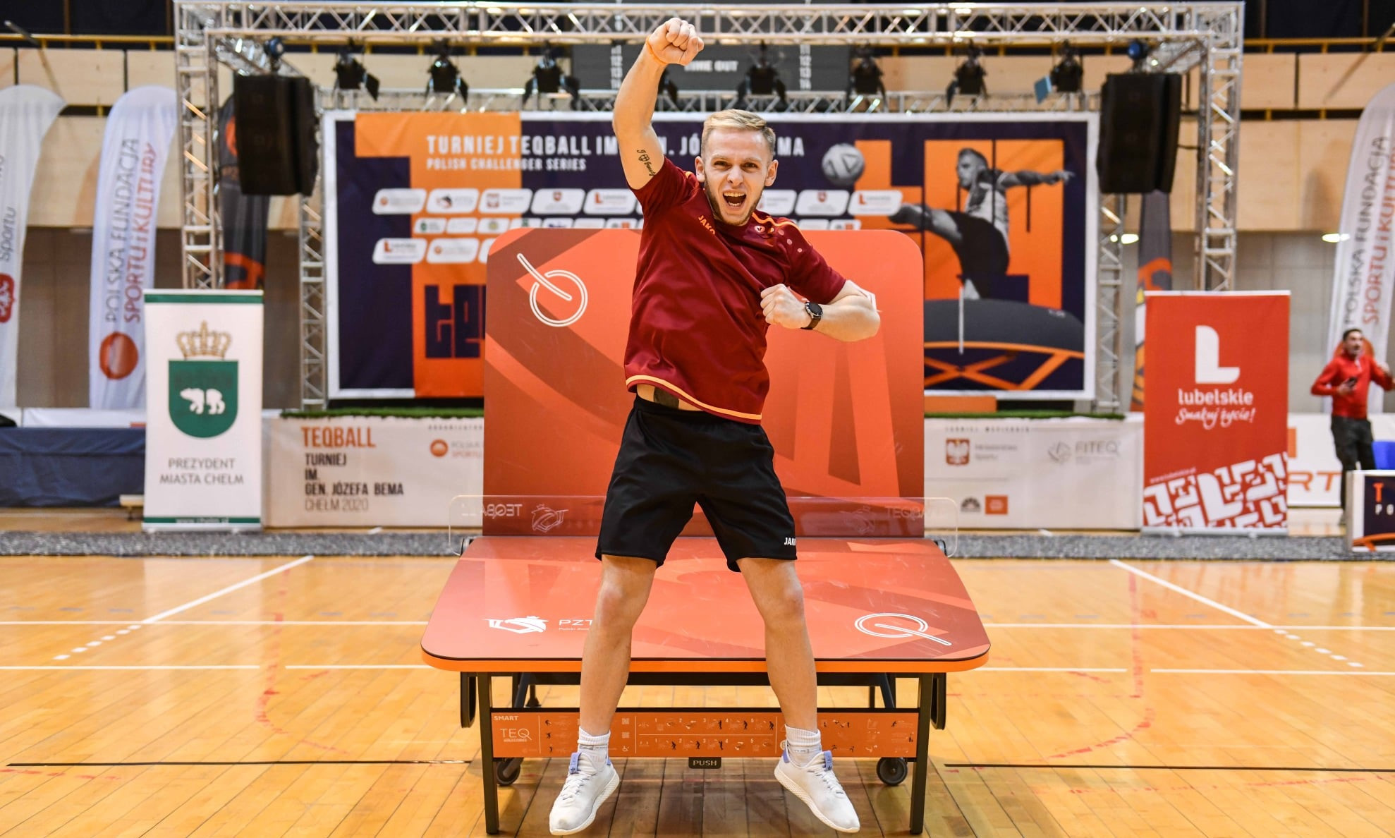 Duszak regains top spot in FITEQ singles world ranking