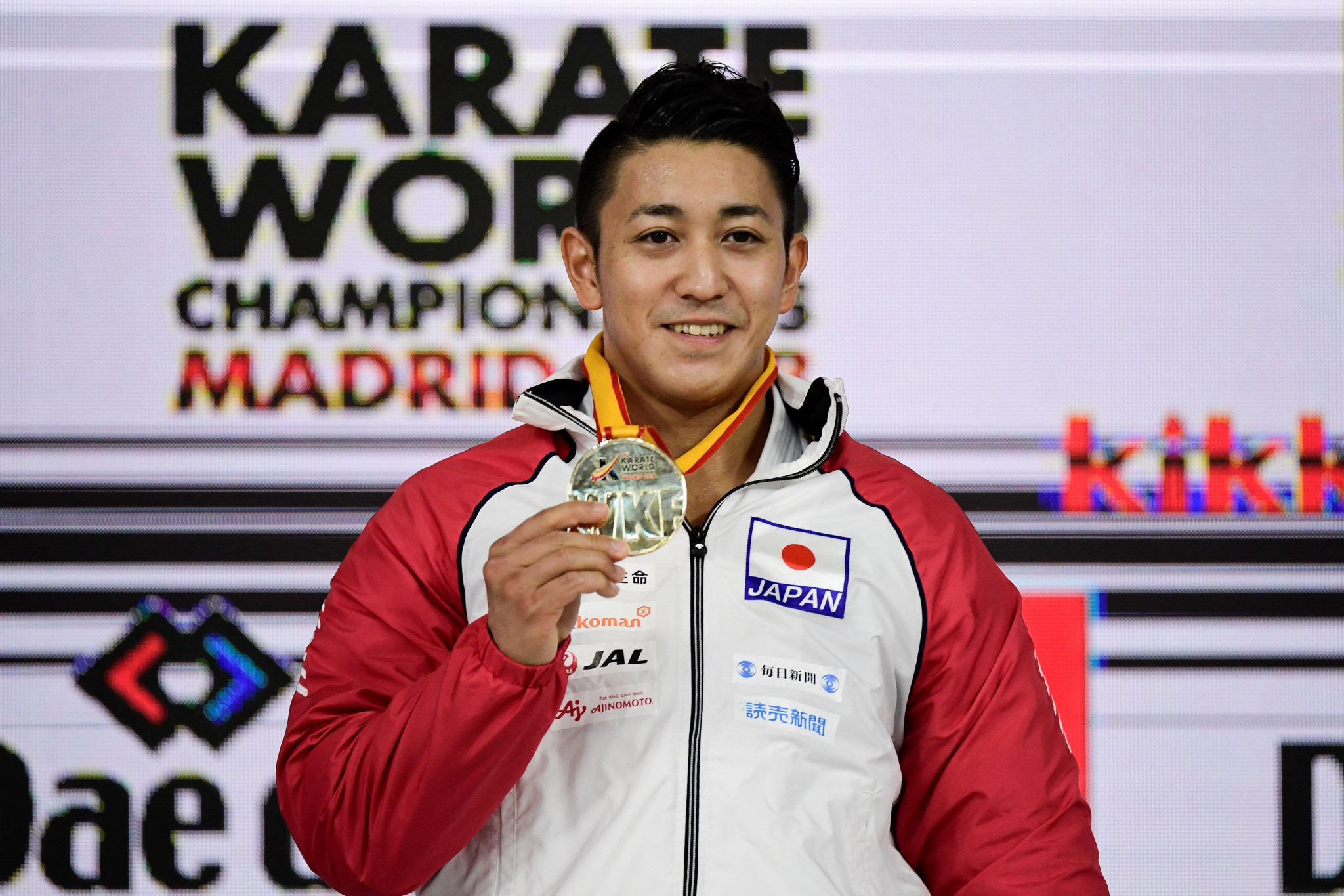 Karate world champion Kiyuna contracts coronavirus as cases rise in Japan