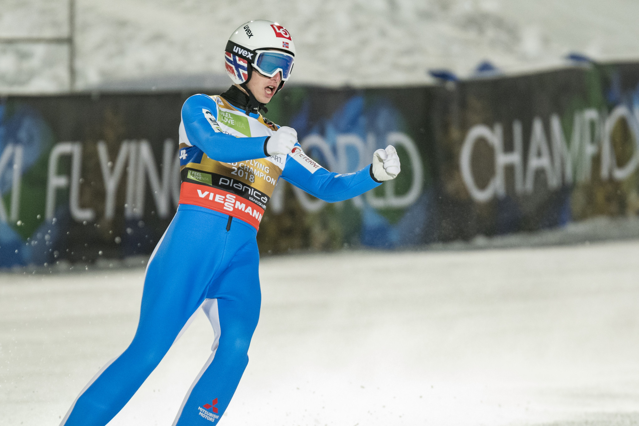 Granerud looking to continue winning run as Four Hills Tournament begins