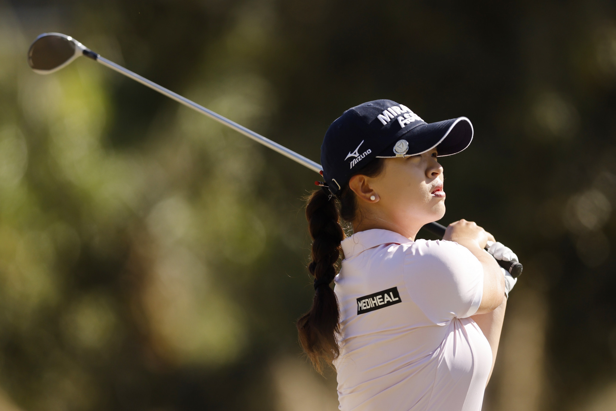 Defending champion Kim holds one-shot lead ahead of Tour Championship final round