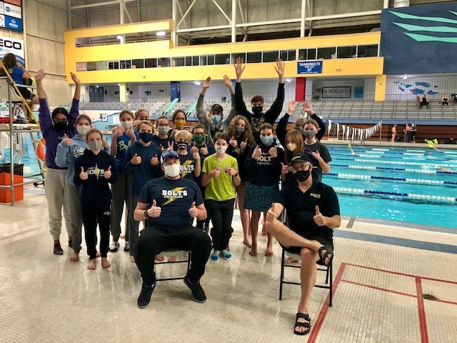 Andy Ritchie looks to improve opportunities for swimmers in Thunder Bay ©Andy Ritchie