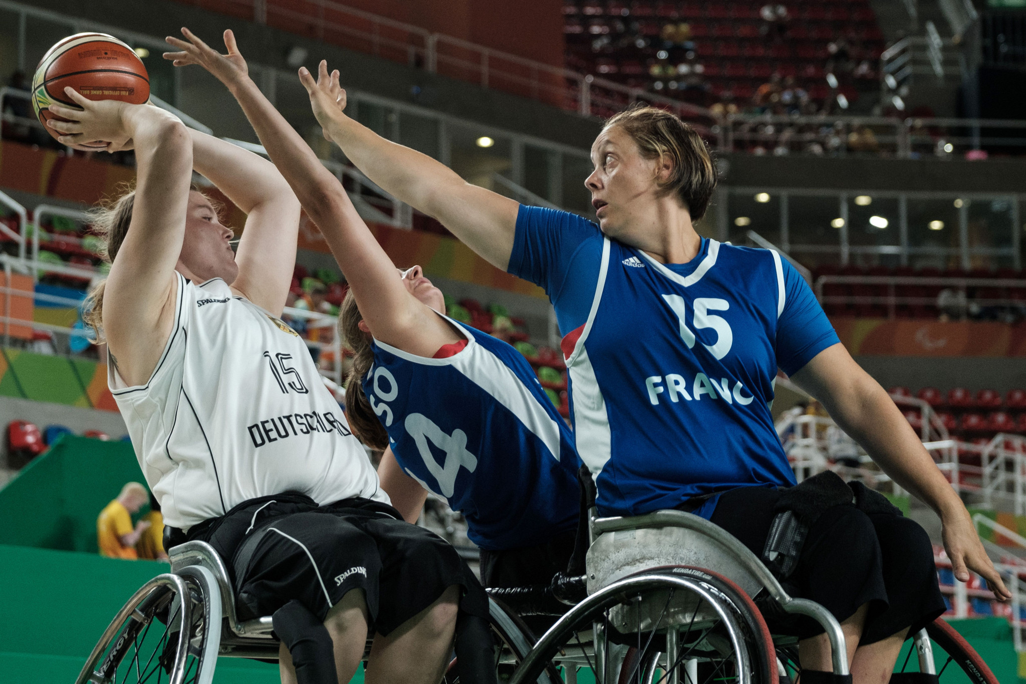 German wheelchair basketball player Groß meets IPC classification for Tokyo 2020