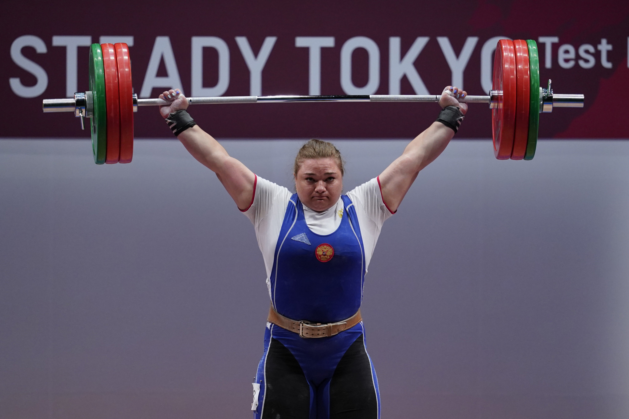 Russia's top weightlifter Kashirina suspended for suspected doping