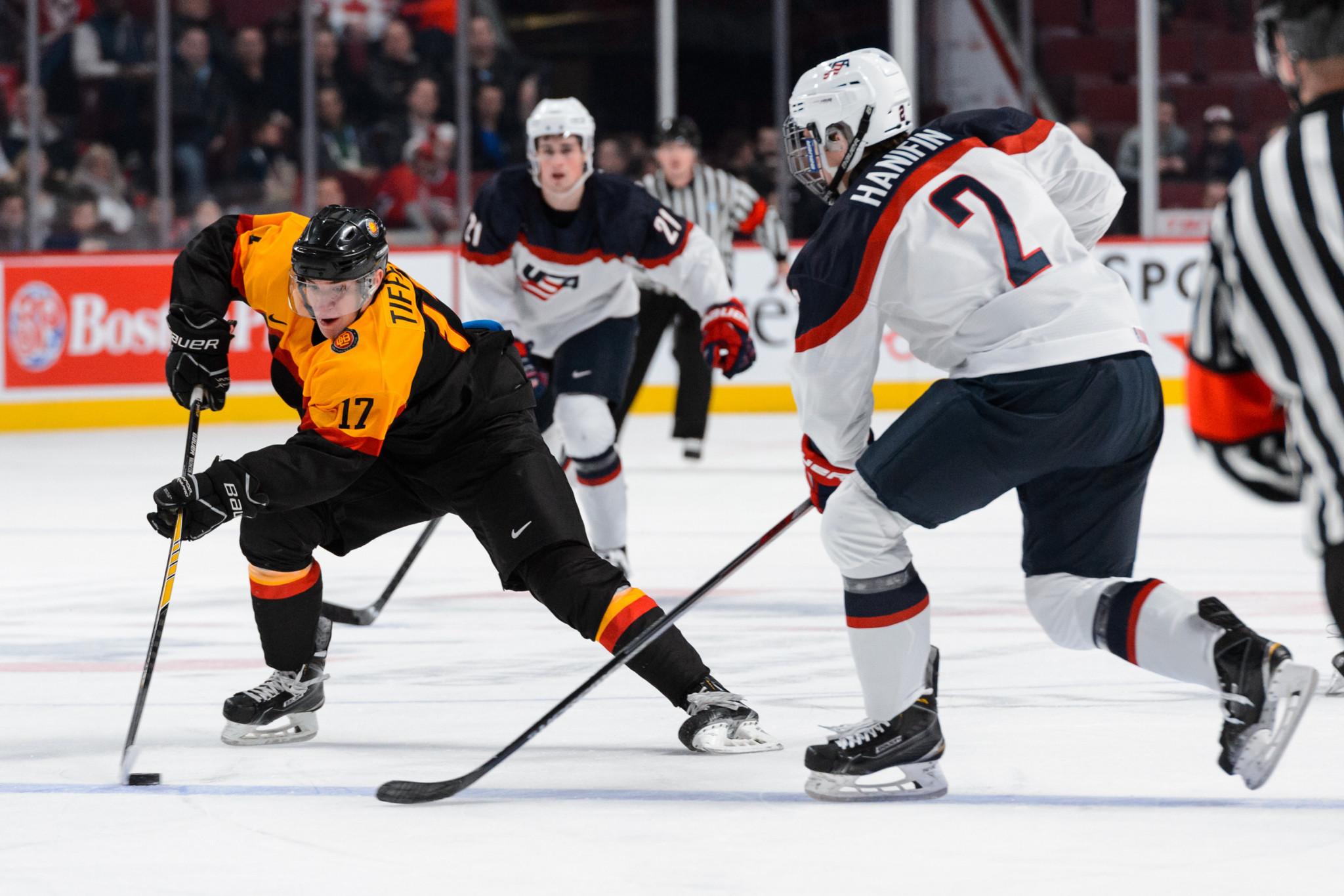 IIHF reports 10 COVID-19 cases among World Junior Championship teams
