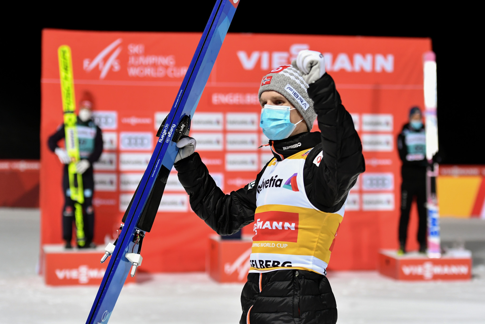 Granerud wins fifth men's FIS Ski Jumping World Cup leg in a row