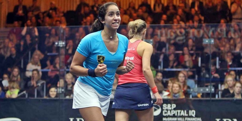 Egypt's Gohar stuns world number one to book semi-final spot at Tournament of Champions