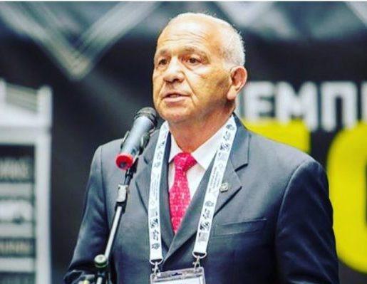"EUBC President Falcinelli looks forward to ""era of reforms"" under Kremlev"