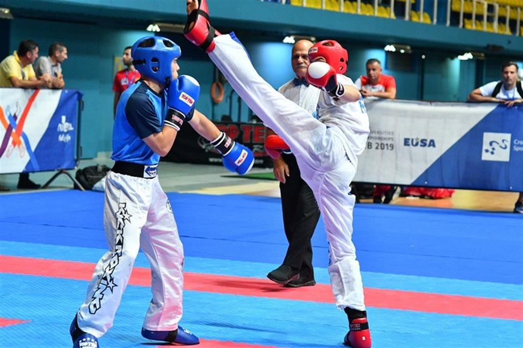 "The inclusion of kickboxing on the European Games preliminary programme has been described as a ""great result"" ©WAKO"