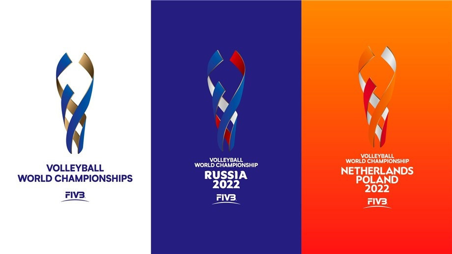 Logos revealed but FIVB yet to make call on stripping Russia of 2022 FIVB Men's World Championship