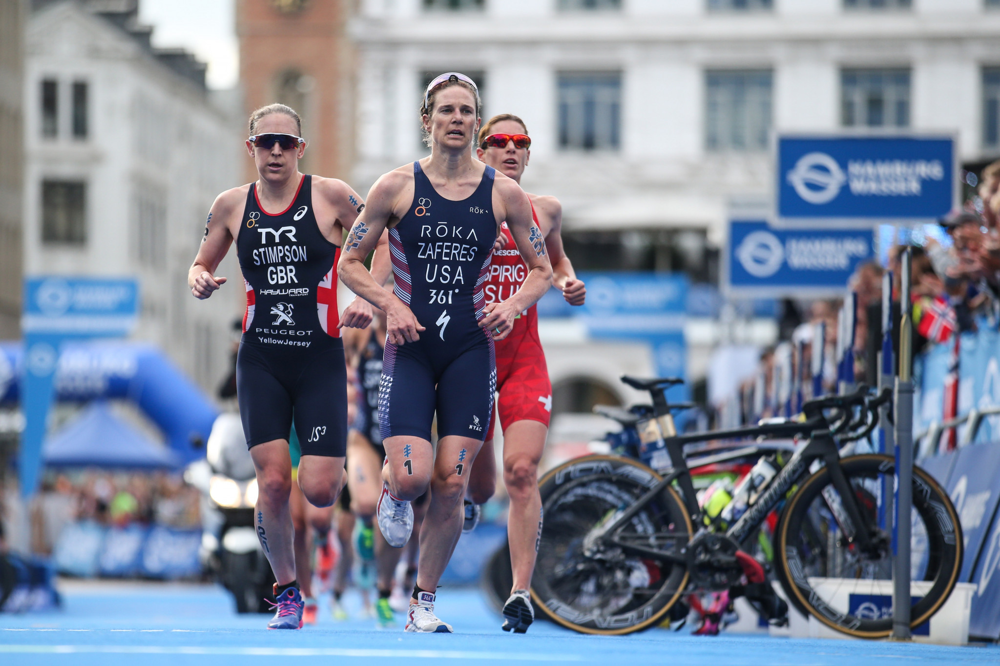 World Triathlon to not restart Olympic qualification until March 2021