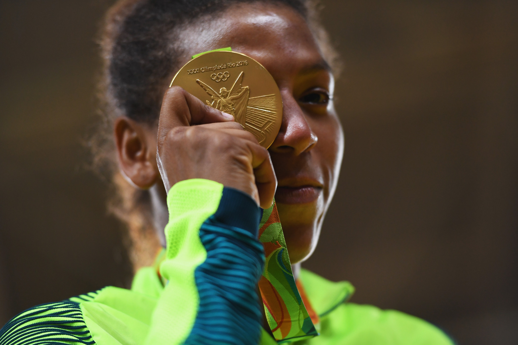Silva's gold at Rio 2016 was a noteworthy moment for the host nation as she was the first Brazilian athlete to stand on top of the medal podium ©Getty Images