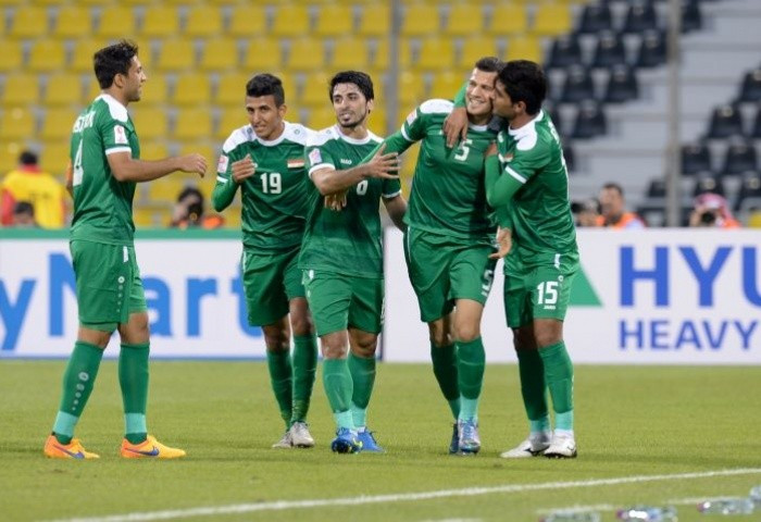 Defending champions Iraq begin road to Rio 2016 at AFC Under-23 Football Championships with victory