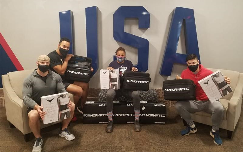USA Bobsled and Skeleton partner with Hyperice for recovery technology products