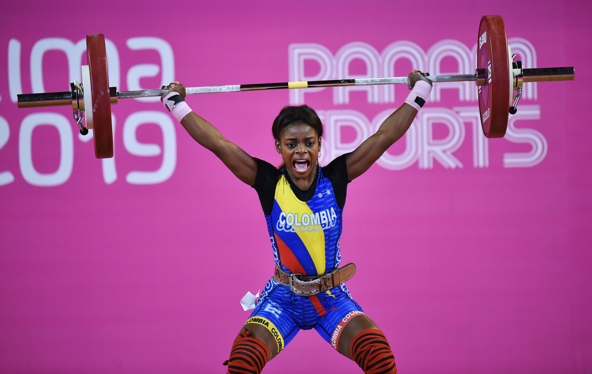 Ana Iris Segura is among the Colombian weightlifters to have failed a test ©Getty Images
