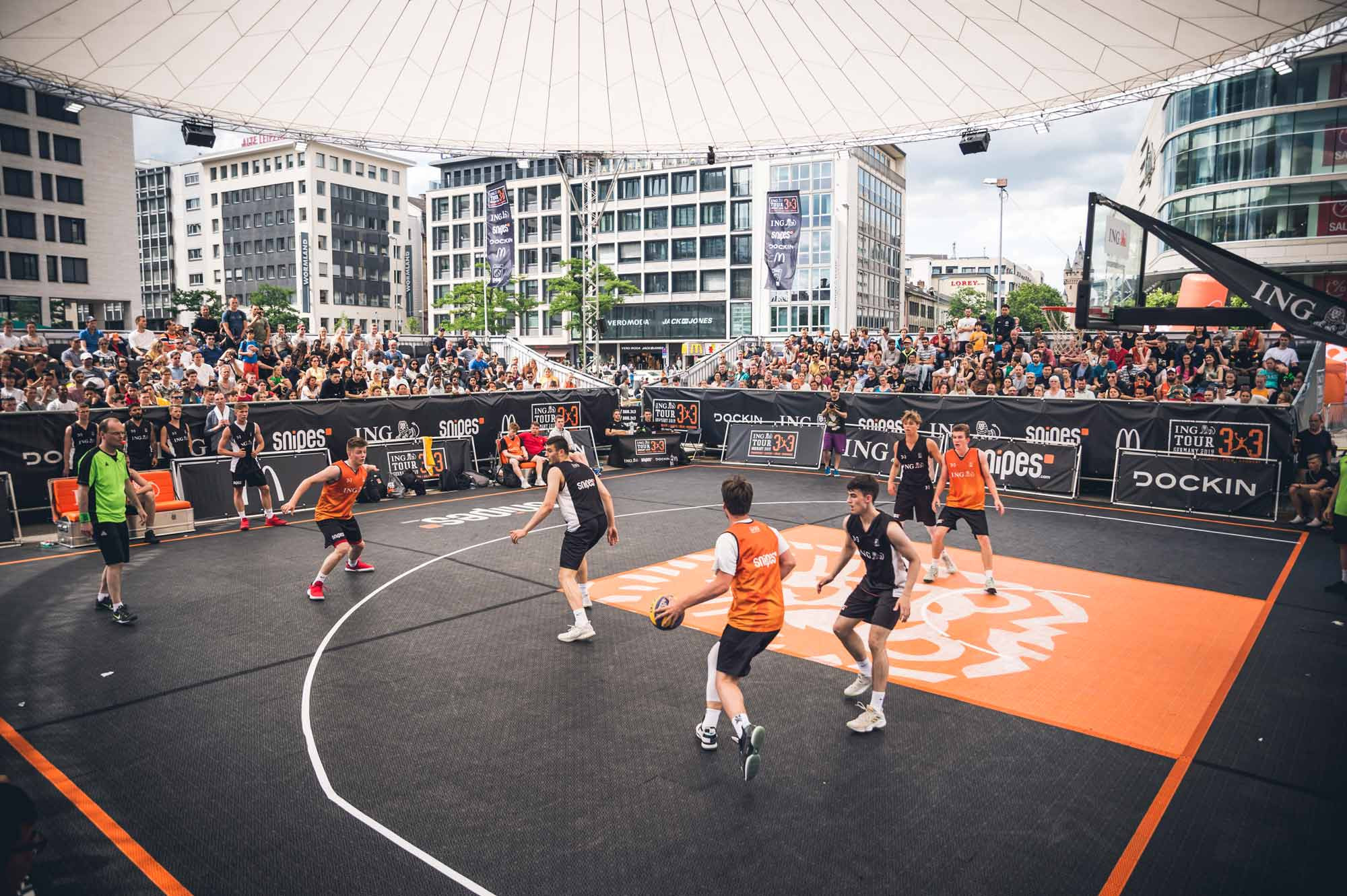 Beach volleyball, rowing and 3x3 basketball chosen as optional sports for Rhine-Ruhr 2025 bid