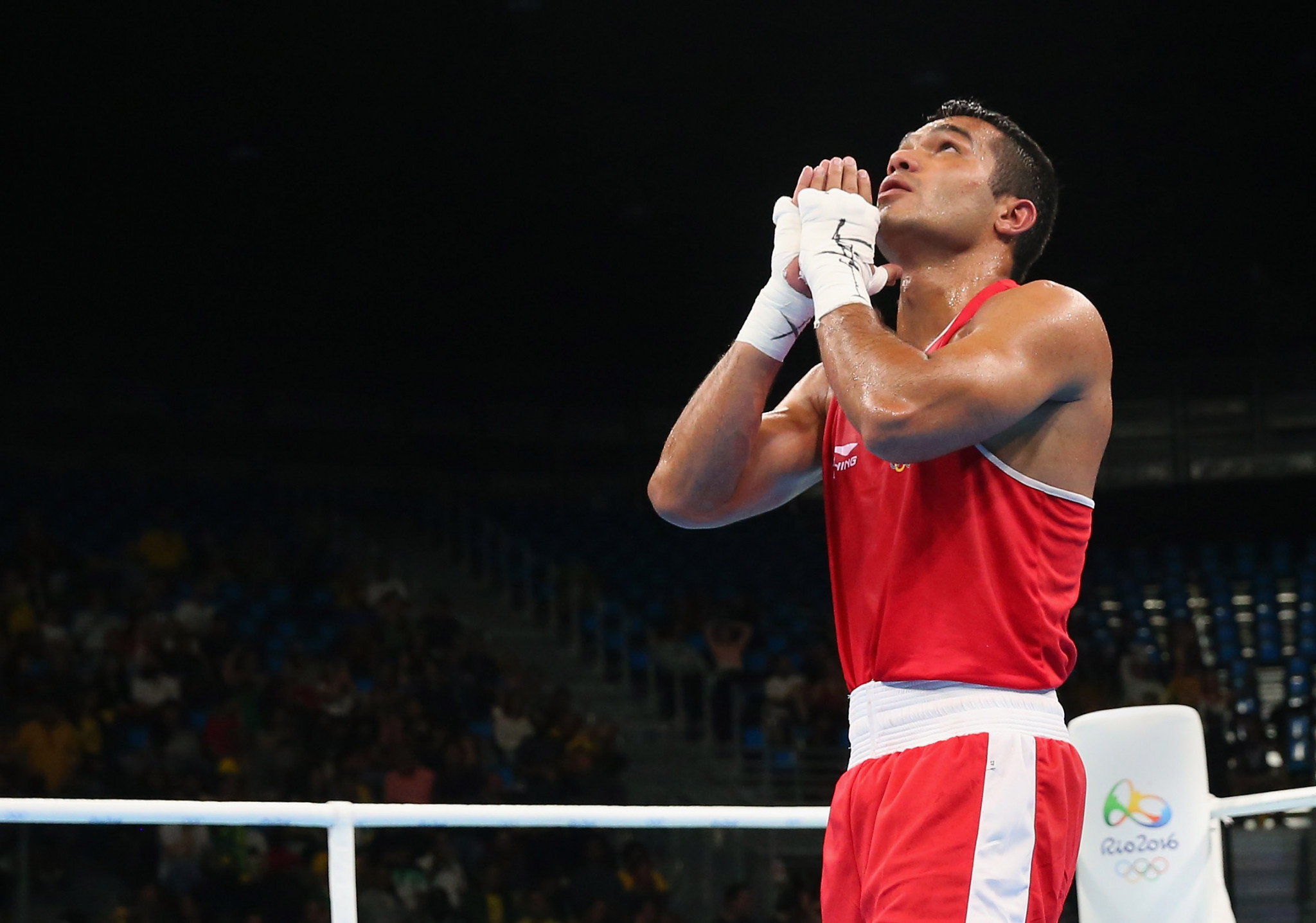 Indian boxing star Krishan's coach stuck in United States due to visa issues