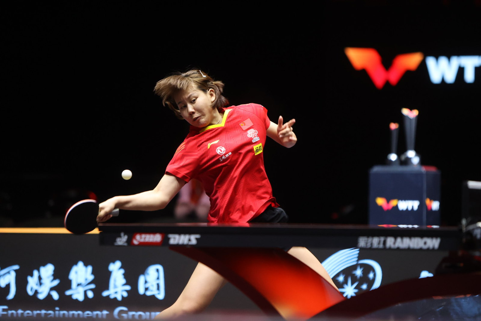 Independent review finds World Table Tennis implemented with good governance