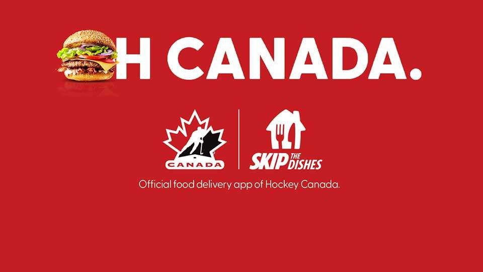 Hockey Canada seals SkipTheDishes partnership ahead of World Junior Championship