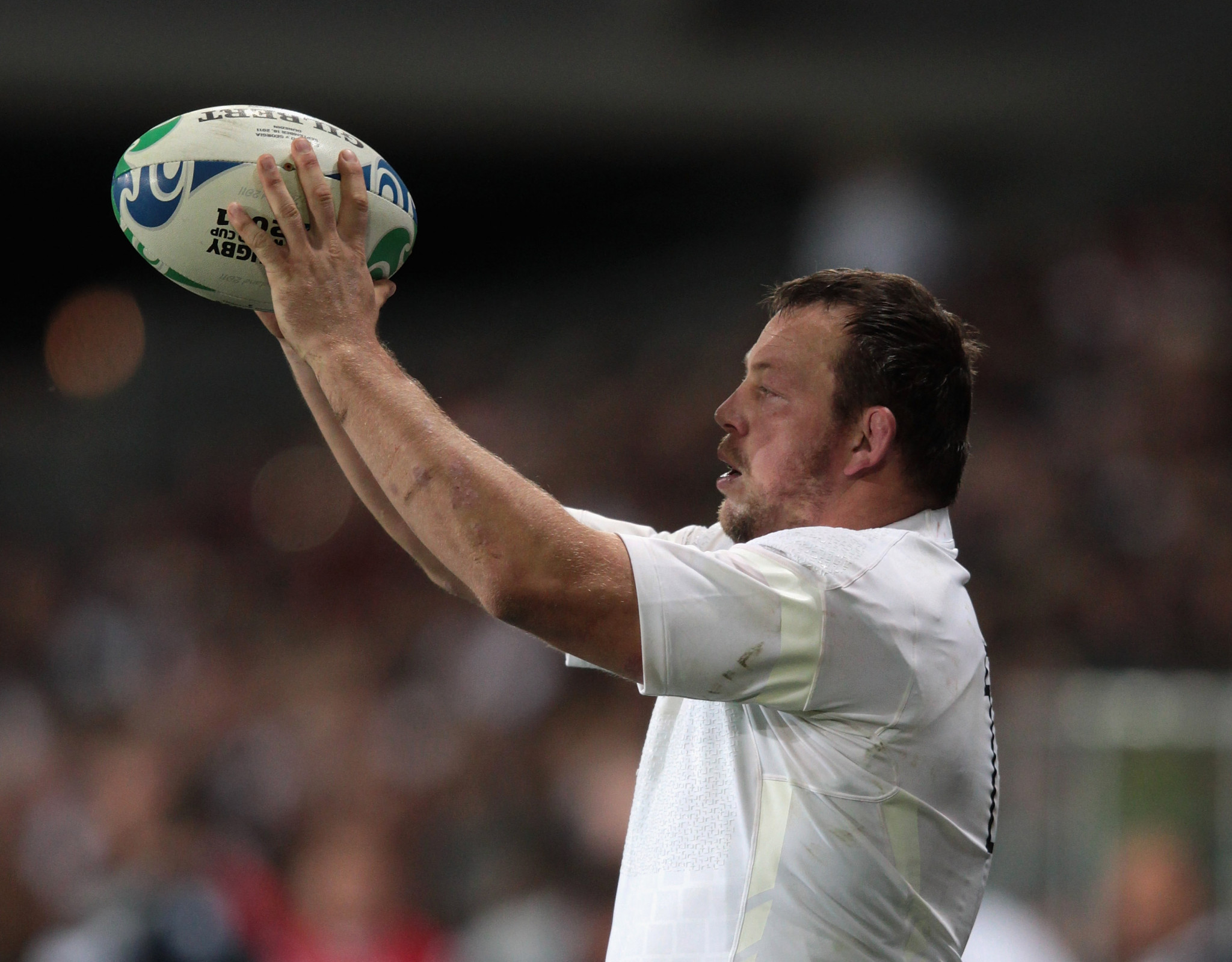 England hooker Steve Thompson admitted he could not remember playing in any of England's winning 2003 Rugby World Cup run because of early onset dementia ©Getty Images
