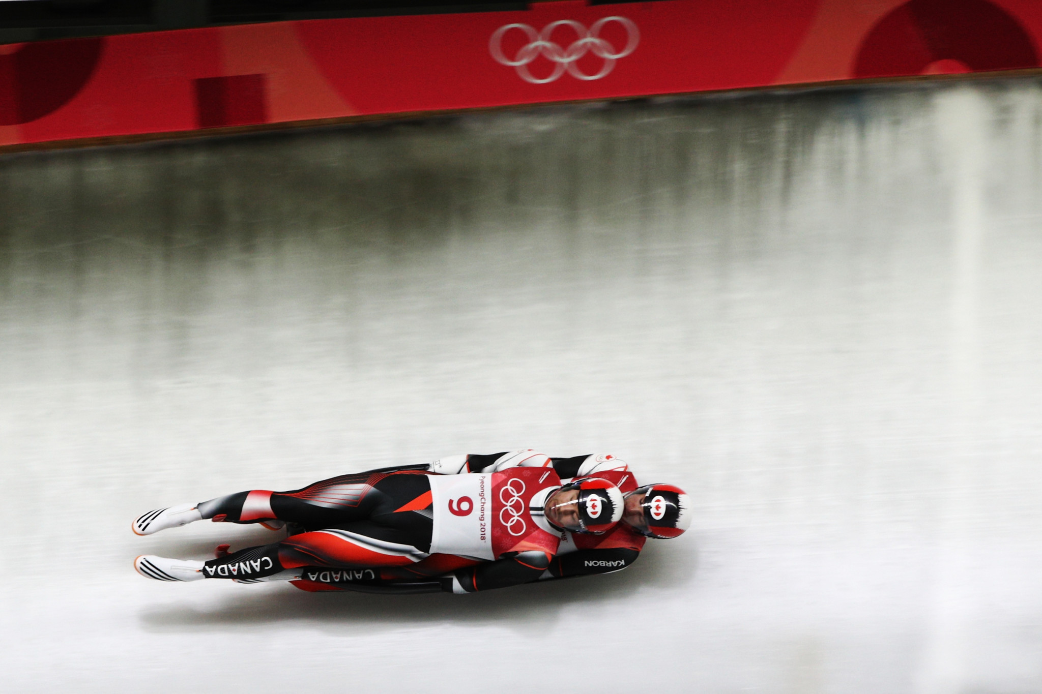 Tristan Walker and Justin Snith won Olympic silver in the team relay at Pyeongchang 2018 ©Getty Images