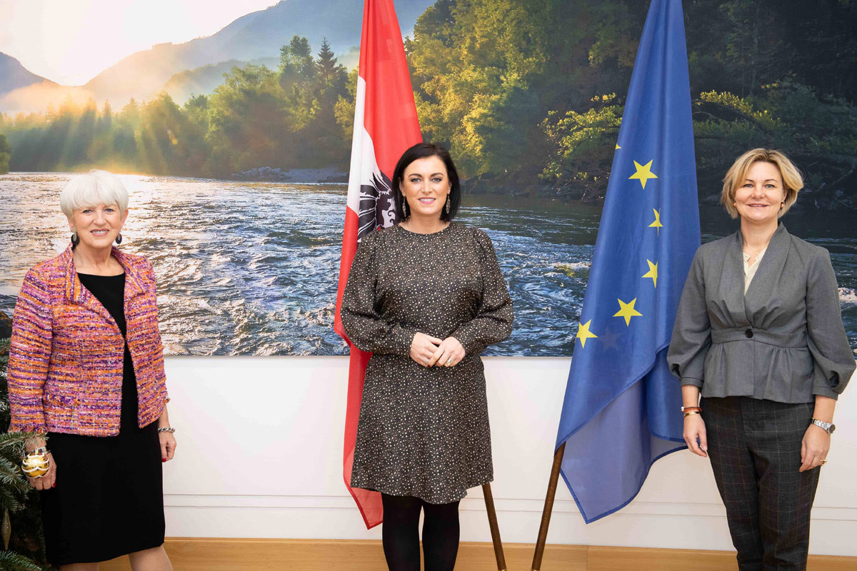 Austrian Paralympic Committee discusses future with Government Minister