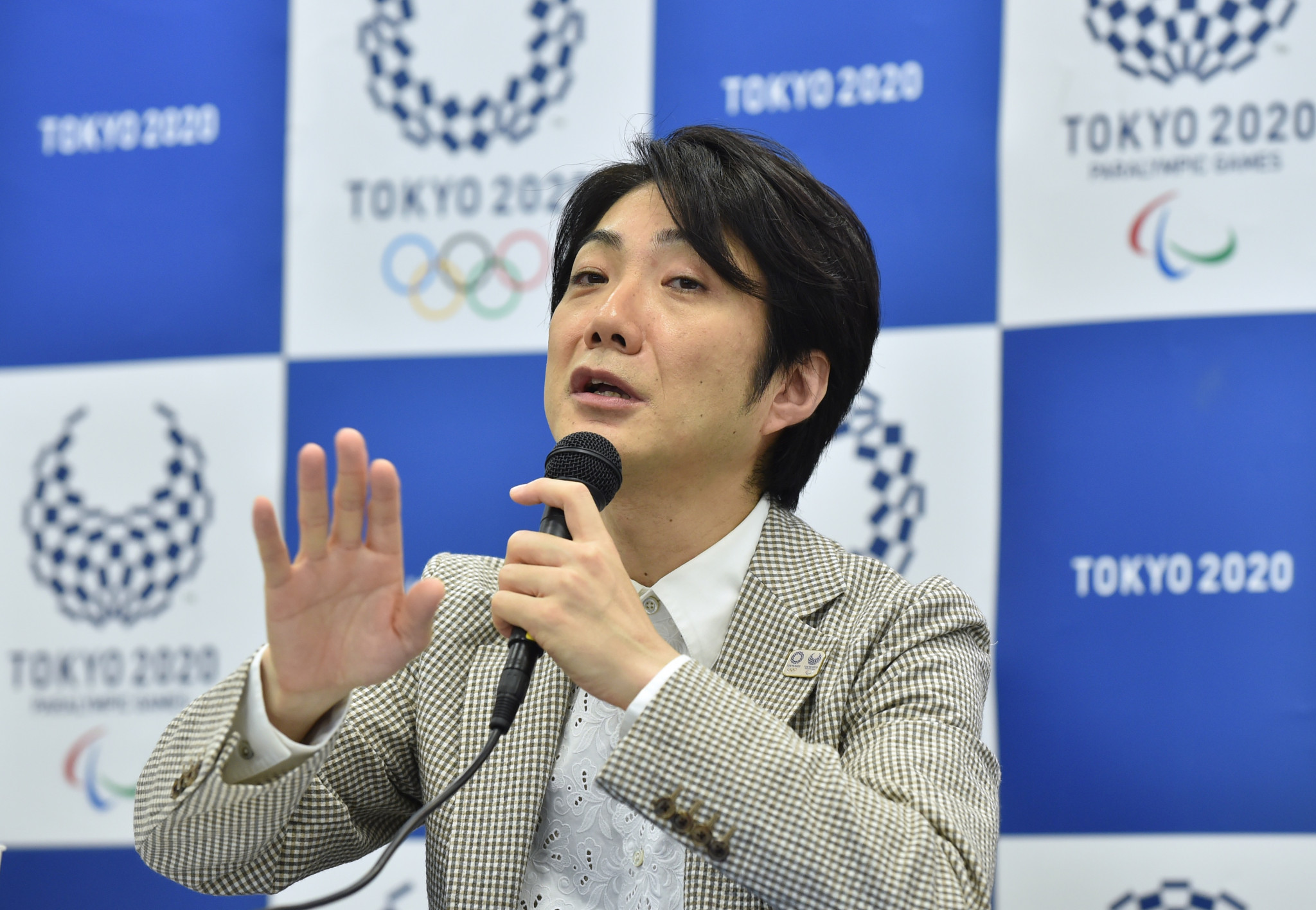 Former chief executive creative director Nomura Mansai will now be an advisor for Tokyo 2020 ©Getty Images