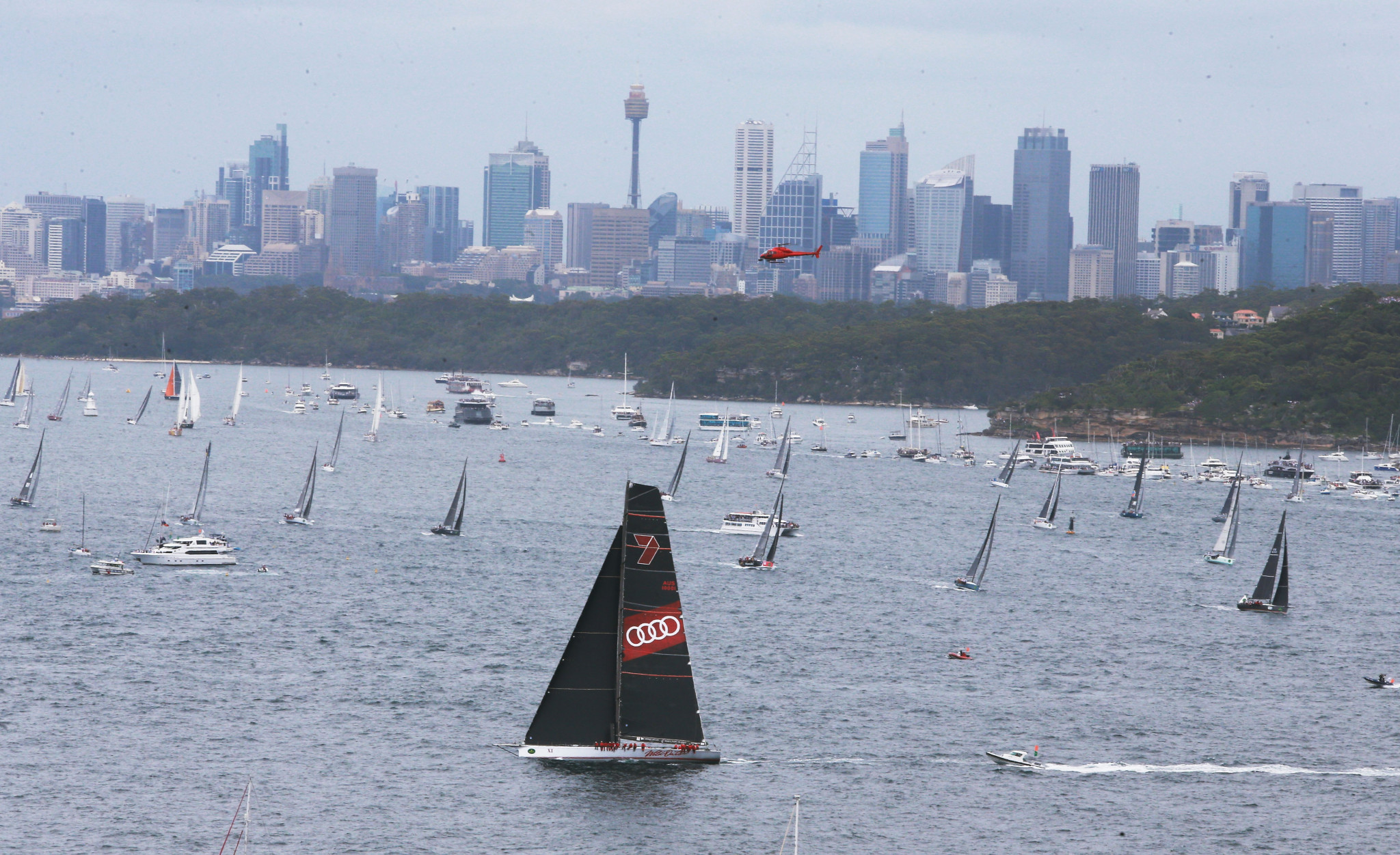 Sydney Hobart Yacht Race cancelled for 2020 due to COVID-19 pandemic