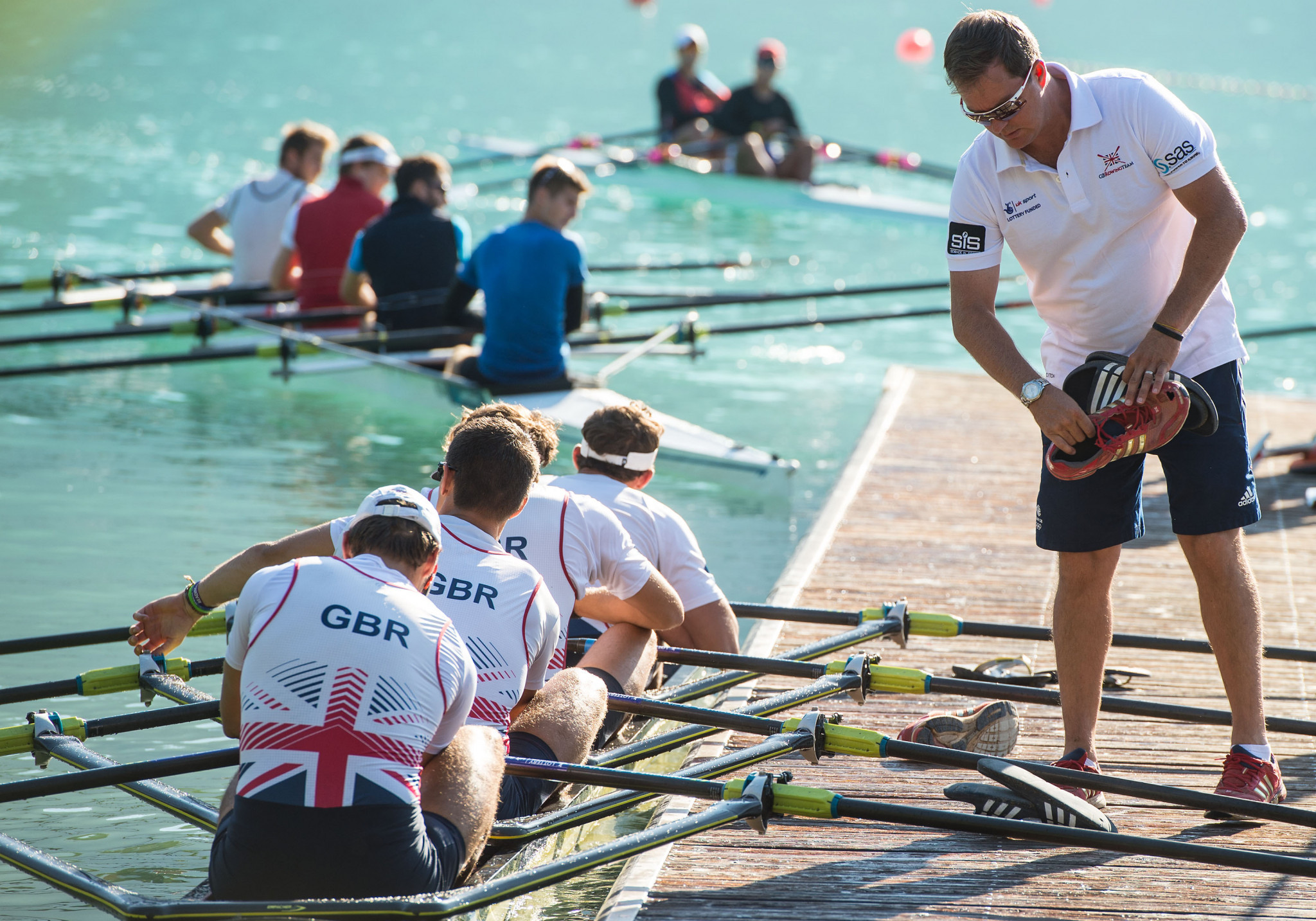 Paul Stannard will be responsible for leading men's sculling under British Rowing's new coaching structure ©Getty Images