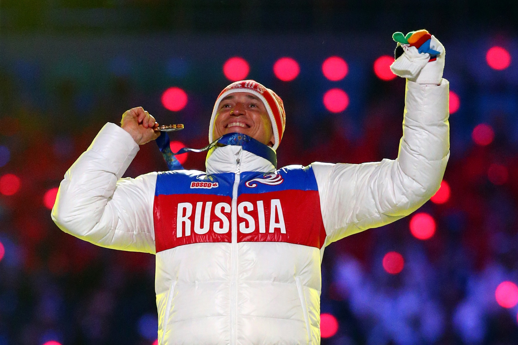Alexander Legkov's two Sochi 2014 medals were ultimately reinstated by the Court of Arbitration for Sport ©Getty Images