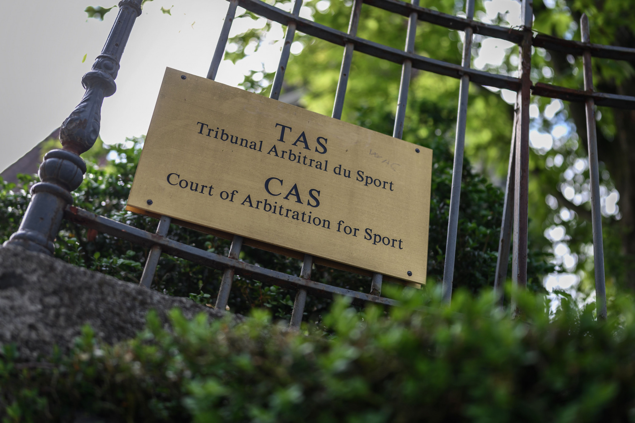 The Court of Arbitration for Sport halves the period of sanctions imposed on the Russian Anti-Doping Agency from four years to two ©Getty Images