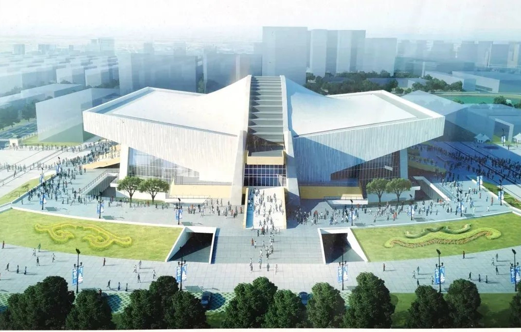 Construction of Chengdu 2021 basketball venue remains on schedule