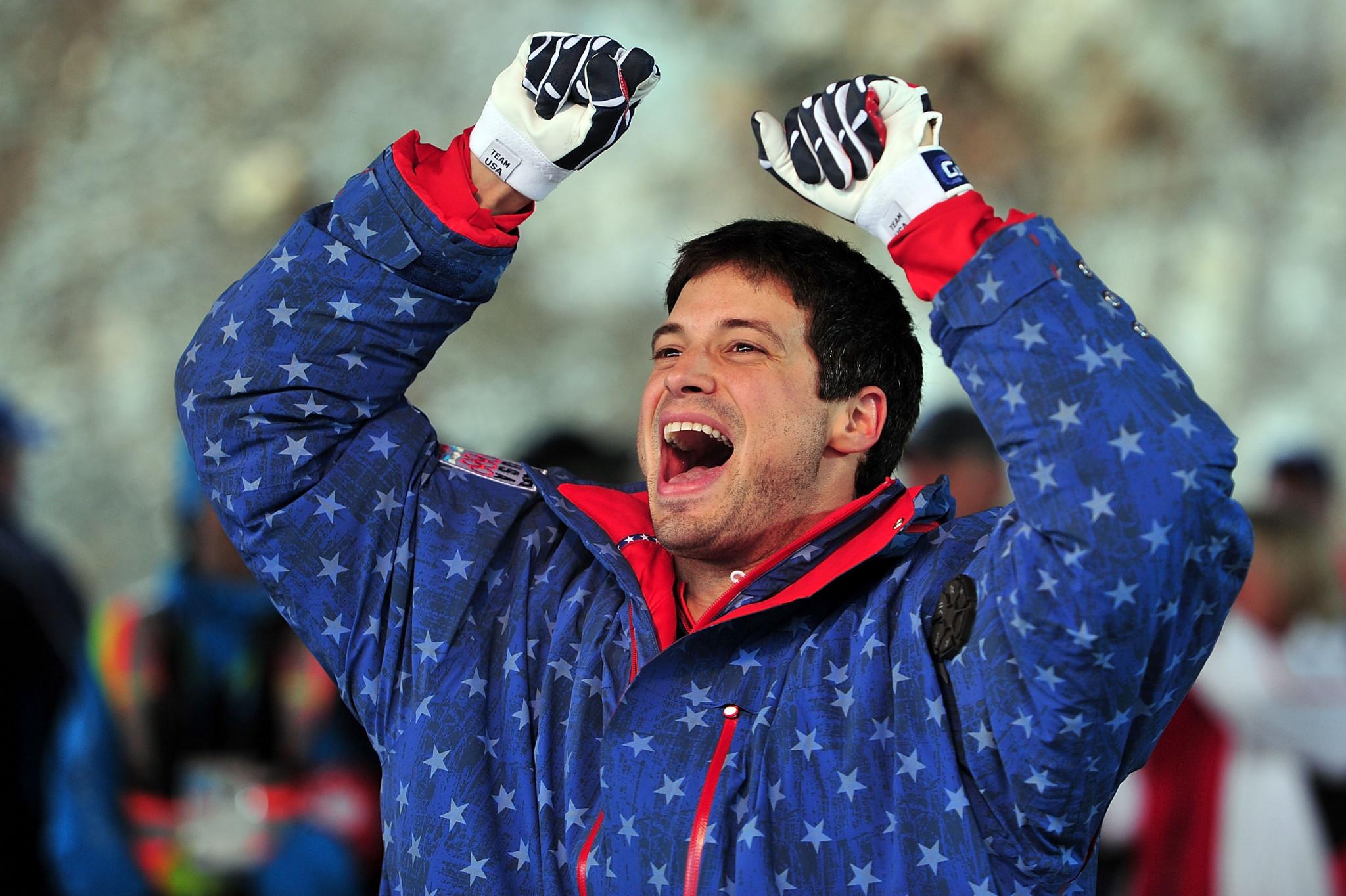 Mesler among latest entrants to USA Bobsled and Skeleton Hall of Fame