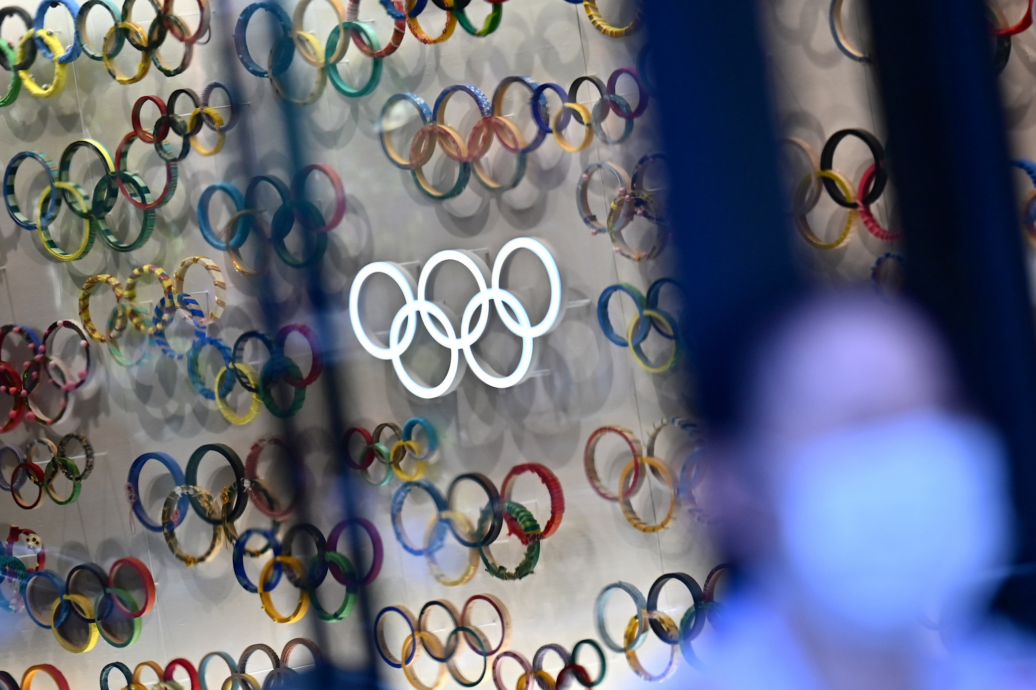 Tokyo 2020 has reached a basic agreement to extend domestic partner contracts ©Getty Images
